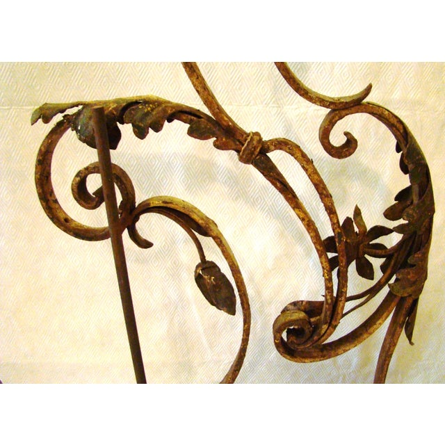 19th-C. Upholstery Door Brackets - A Pair - Image 6 of 10