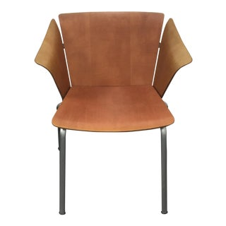 Vico Magistretti for Fritz Hansen Mid-Century Side Chair