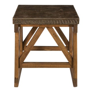 Sarreid LTD Bluestone Side Table