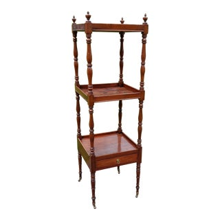 Antique Americana Shelving Unit