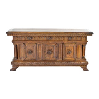 19th Century Antique Miniature Sideboard