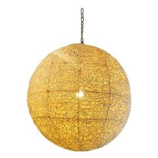 Rattan Ball Pendant Light