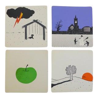 Visual Games by Bruno Munari for Danese