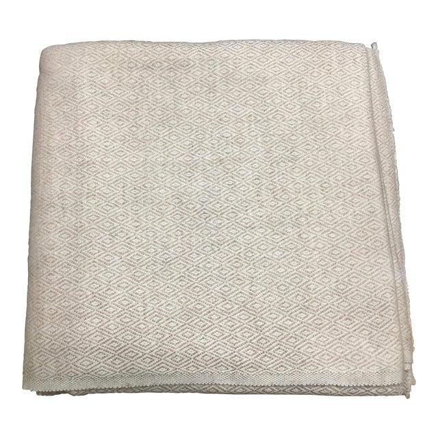 Diamond Design Cashmere Blend Blanket - Image 1 of 9