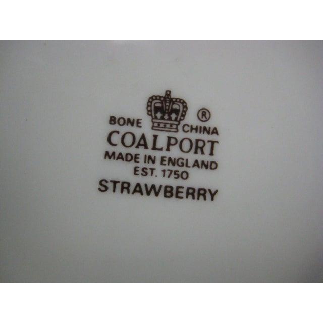 Coalport Bone China Strawberry Basket - Image 9 of 9