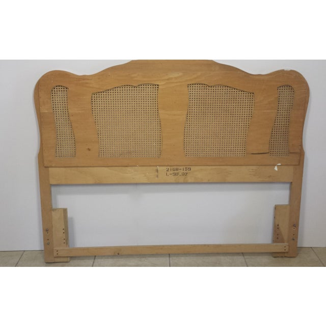 French Provincial Queen Size Headboard - Image 10 of 10
