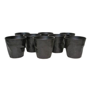 Japanese Porcelain Cups - Set of 8