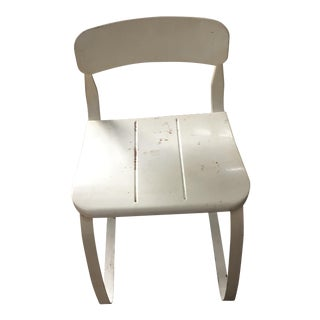 Metal Ironrite Health Chair