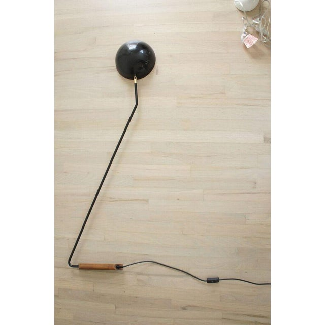 CB2 Large Swing Arm Mantis Wall Sconce - Image 4 of 7