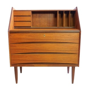 Danish Design Secretary Desk / Dresser