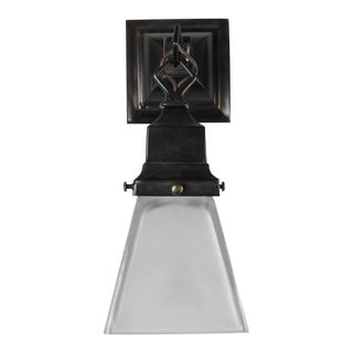 Arts & Crafts Mission Wall Sconce (Link)