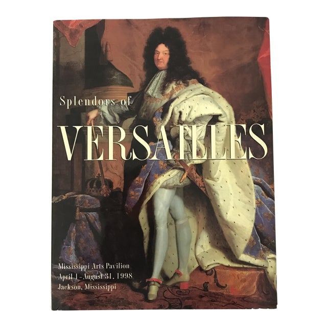 'Splendours of Versailles' Hardcover Book - Image 1 of 11