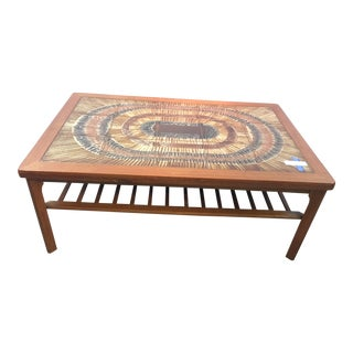 Danish Modern Mobilfabrikken Toften Coffee Table