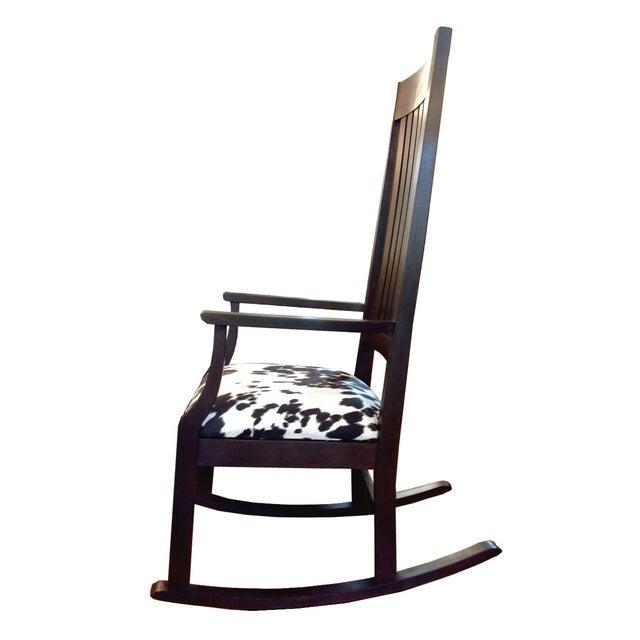 Ethan Allen Rocking Chair  Chairish