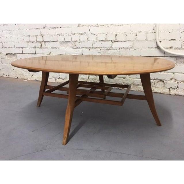 Image of Mid-Century Heywood-Wakefield Coffee Table