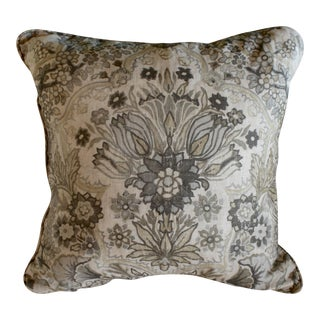 Lee Jofa Grey/Bisque Tetbury Pillow Cover
