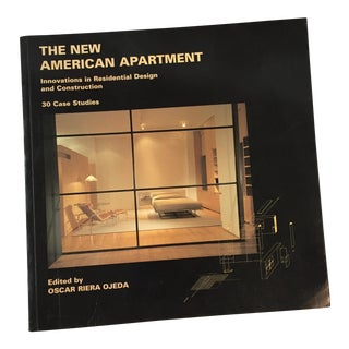 The New American Apartment Vintage Coffee Book