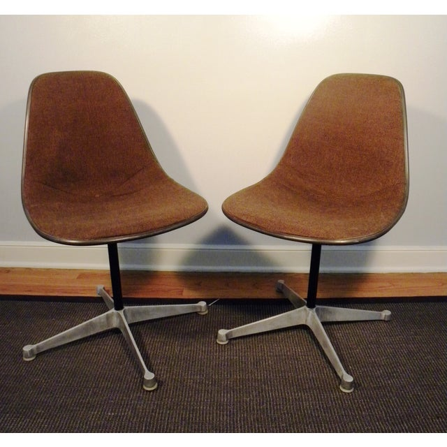 Vintage Mid-Century Herman Miller Chairs - A Pair - Image 2 of 9