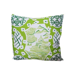 "Dana Gibson Chinoiserie Pillows (22"") - Pair"