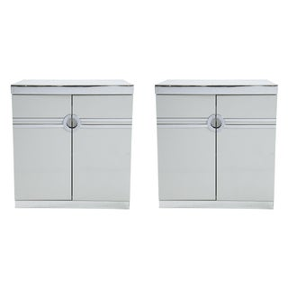 Pierre Cardin for Dillingham Nightstands - Pair