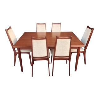Danish Table & Chairs by Glenn of California