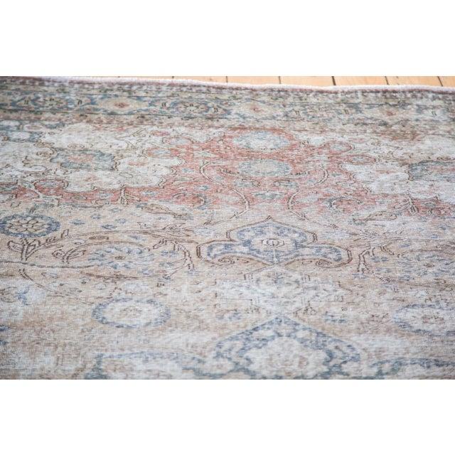 """Distressed Kaisary Carpet - 6'8"""" X 9'5"""" - Image 7 of 10"""