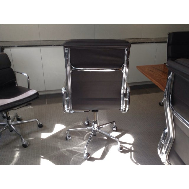 Image of Eames Inspired Soft Pad High Back Chair