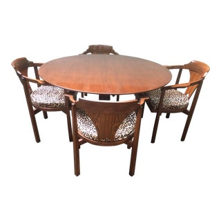 Edward Wormley for Dunbar Rosewood Dining Set