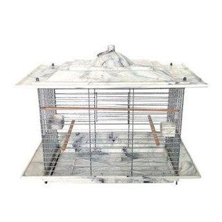 Mid Century Bakelite Bird Cage