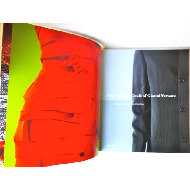 'The Art and Craft of Gianni Versace' Book - Image 4 of 11