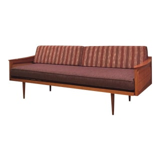 Peter Hvidt Style Yugoslavian Daybed Sofa