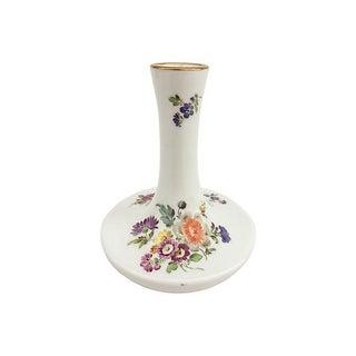 Antique Meissen Bud Vase