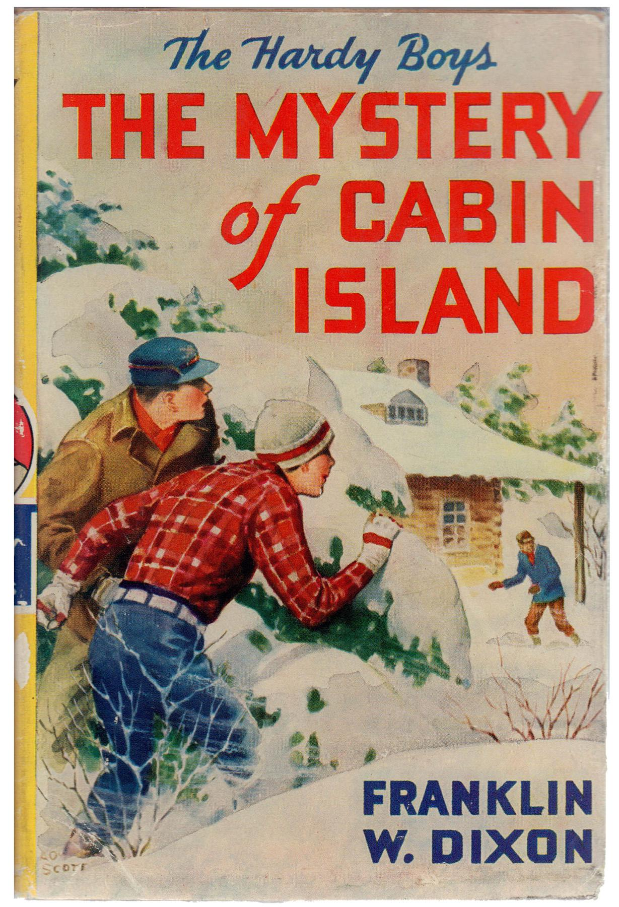 The Mystery Of Cabin Island Chairish