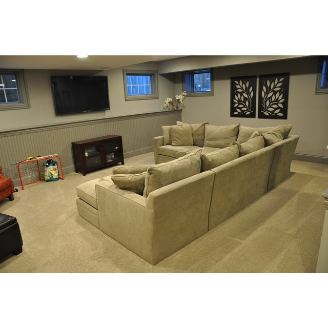 Image of Room & Board Orson Sectional