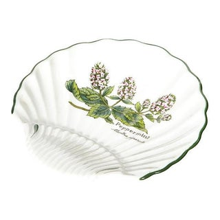 Royal Worcester Peppermint Dish