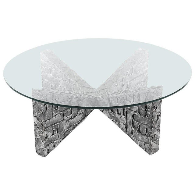 Adrian Pearsall Brutalist Coffee Table - Image 3 of 3