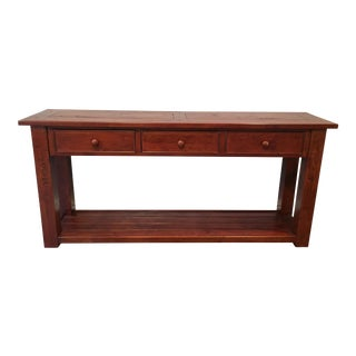 ABC Carpet & Home Console Table