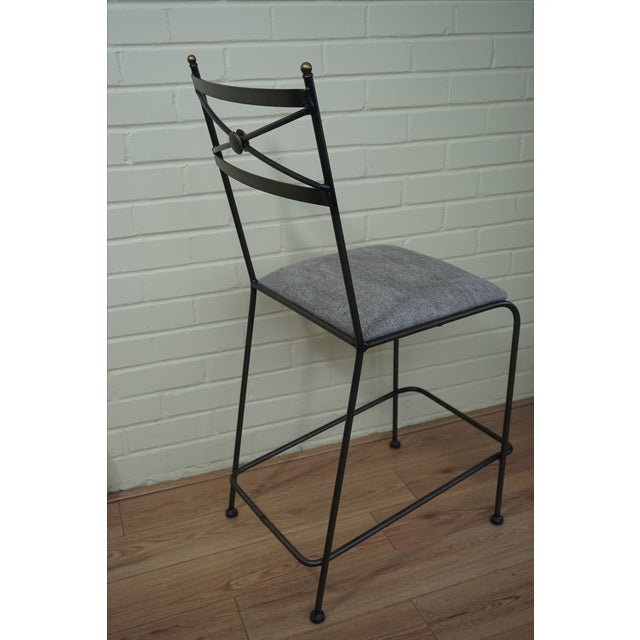 Pair of Luxury Hand Forged Counter Stools - Image 2 of 10