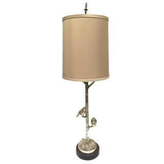 Transitional Perching Birds Table Lamp