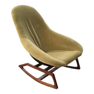 Reproduction Walter S. Chenery Gemini Rocking Chair