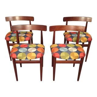 Hans Olsen for Frem Rojle Dining Chairs - Set of 4