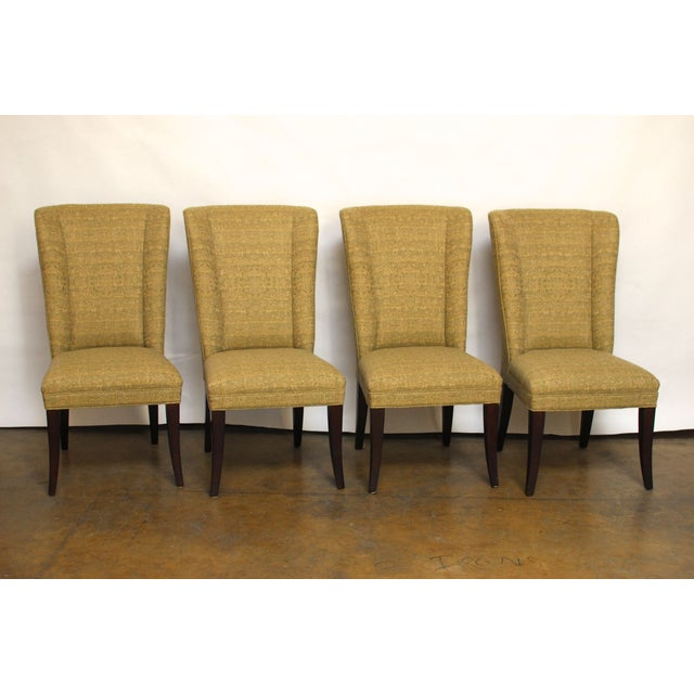 """Image of Mitchell Gold """"Sylvia"""" Dining Chairs - Set of 4"""