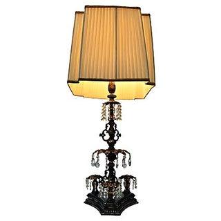 Fountain Tears Crystal Lamp