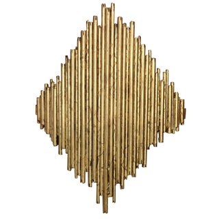 Arteriors Home Gold Wall Sconce