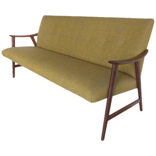Danish Modern Sofa by Adolf Relling for Dokka Møbler