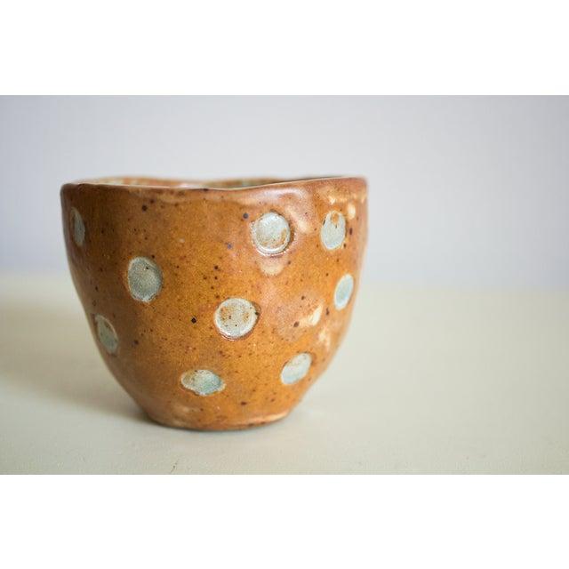 Image of Handmade Mid-Century Pinch Pot