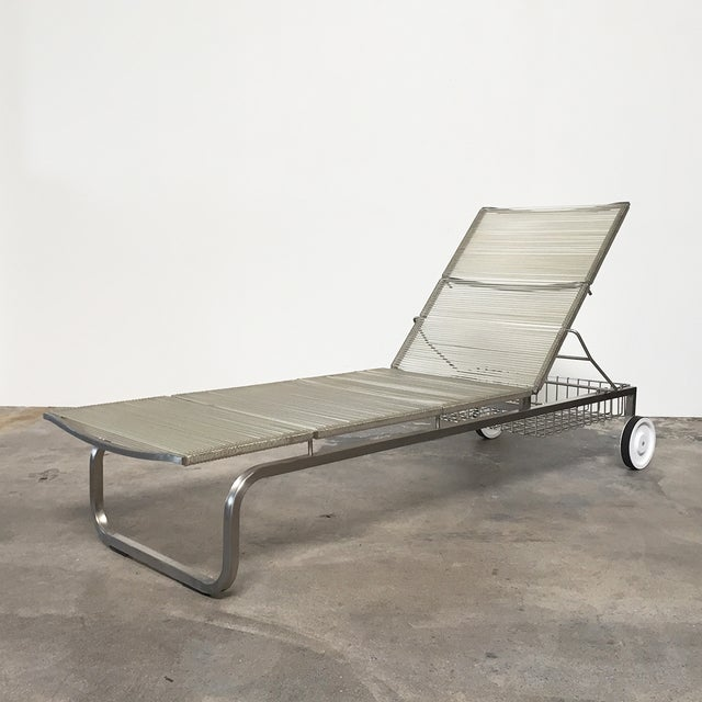 Coro Italia Outdoor Chaise Lounge - Image 2 of 6
