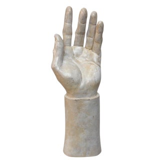 Chalky White Left Hand