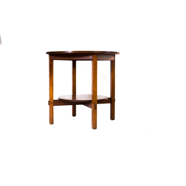 Stickley Brothers Tea Table - Image 3 of 3