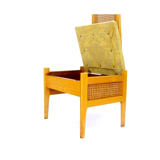 Image of Mid-Century Valet Chair Danish Modern